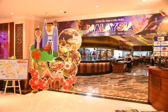 Lễ hội ẩm thực và sản phẩm Malaysia tại khách sạn Windsor Plaza - Ảnh 1.
