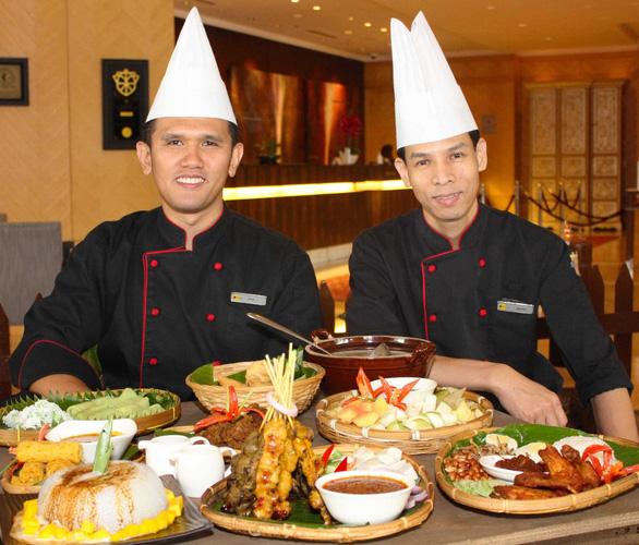 Lễ hội ẩm thực và sản phẩm Malaysia tại khách sạn Windsor Plaza - Ảnh 2.