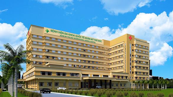 Thêm bệnh viện chất lượng cao khu vực phía Nam - Ảnh 1.