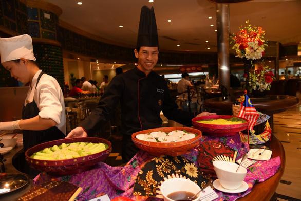 Lễ hội ẩm thực và sản phẩm Malaysia tại khách sạn Windsor Plaza - Ảnh 3.