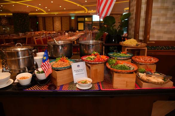 Lễ hội ẩm thực và sản phẩm Malaysia tại khách sạn Windsor Plaza - Ảnh 5.