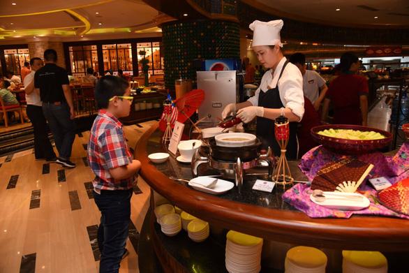 Lễ hội ẩm thực và sản phẩm Malaysia tại khách sạn Windsor Plaza - Ảnh 6.