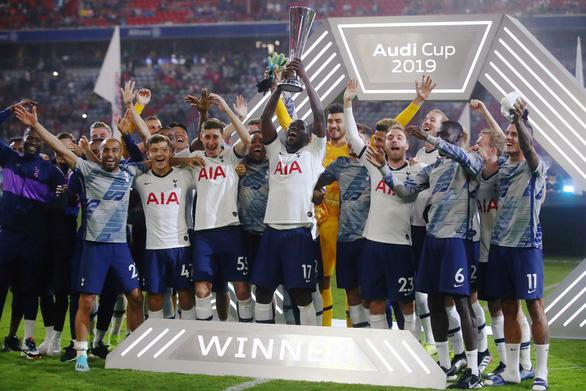 Hạ Bayern Munich trên chấm luân lưu, Tottenham vô địch Audi Cup 2019 - Ảnh 1.