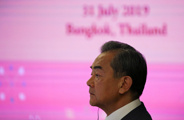 Ngoại trưởng Việt Nam cùng ASEAN và Trung Quốc nói chuyện Biển Đông - Ảnh 2.
