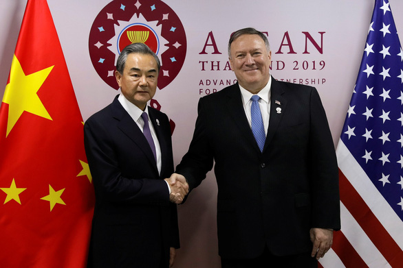 Trung Quốc cảnh báo Mỹ nên cẩn thận trong vấn đề Đài Loan - Ảnh 1.