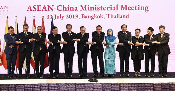 Bẫy Thucydides và hành động của ASEAN - Ảnh 1.