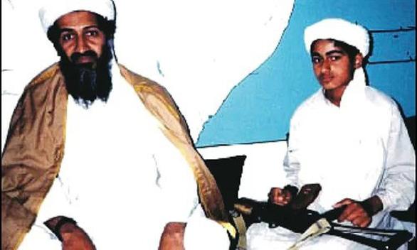 Báo Mỹ: Con trai trùm khủng bố Osama bin Laden bị tiêu diệt - Ảnh 2.
