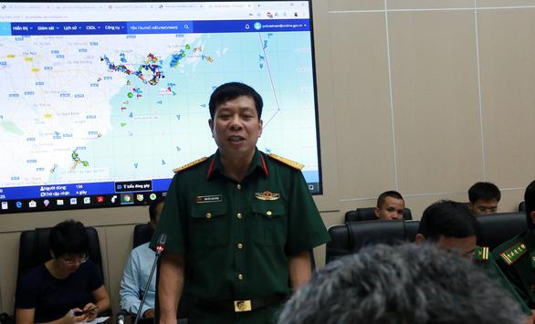 Quân đội huy động 377.000 người ứng phó bão số 3 - Ảnh 1.
