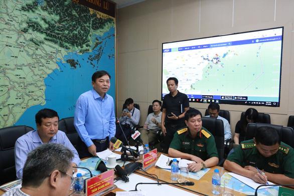 Bão số 3 đang hướng vào Quảng Ninh - Hải Phòng, Hà Nội và Bắc Bộ mưa to - Ảnh 2.