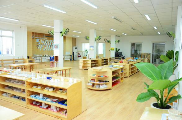 Khóa đào tạo giáo viên Montessori (CASA3-6) chuẩn AMI tại Việt Nam - Ảnh 1.