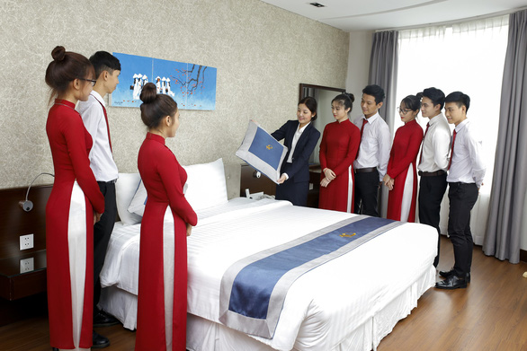 Nhiều cơ hội cho sinh viên du lịch thực tập và làm việc tại Nhật - Ảnh 1.