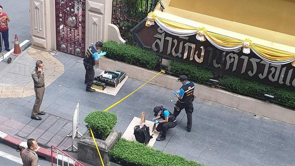 Thái Lan tìm thấy 2 quả bom gần nơi tổ chức hội nghị ASEAN - Ảnh 1.