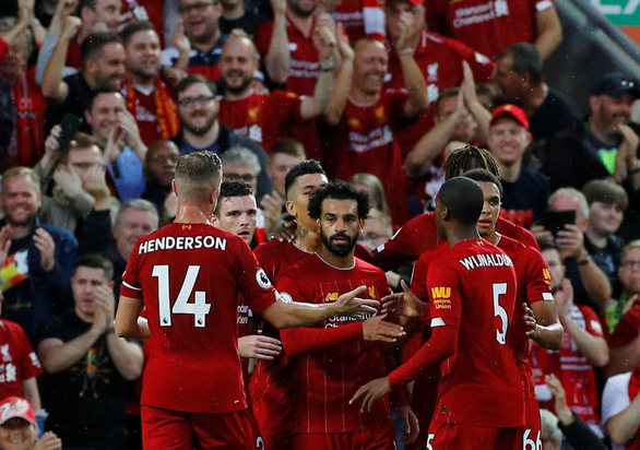 Liverpool mở màn mùa giải 2019-2020 bằng trận đại thắng - Ảnh 1.