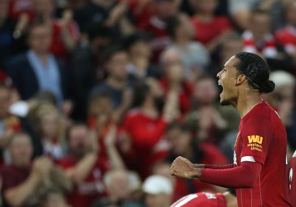 Liverpool mở màn mùa giải 2019-2020 bằng trận đại thắng - Ảnh 2.