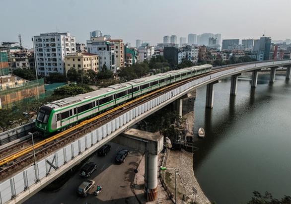 Nguyên nhân đường sắt Cát Linh - Hà Đông chậm hầu hết do phía Trung Quốc - Ảnh 1.