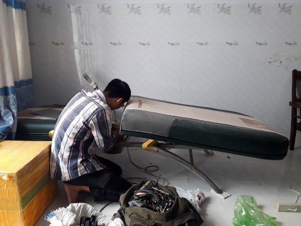 Anh Tú - Trung tâm sửa chữa ghế massage và máy chạy bộ - Ảnh 1.