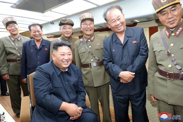 Triều Tiên: Ngay cả tổng thống Mỹ cũng chính thức ghi nhận quyền tự vệ của quốc gia - Ảnh 1.