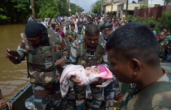 Hơn 160 người thiệt mạng do lũ ở Ấn Độ - Ảnh 2.