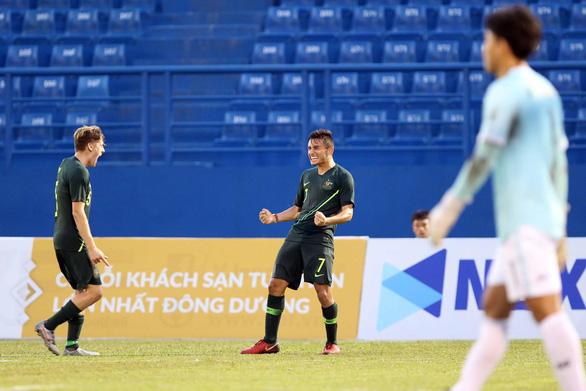 Thua U18 Úc 1-3, U18 Thái Lan sắp về nước sớm - Ảnh 3.