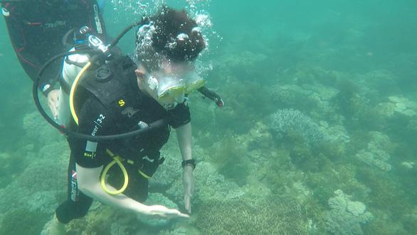 Để người chơi Cuộc đua kỳ thú sờ chạm vào sinh vật biển là chưa đúng - Ảnh 5.