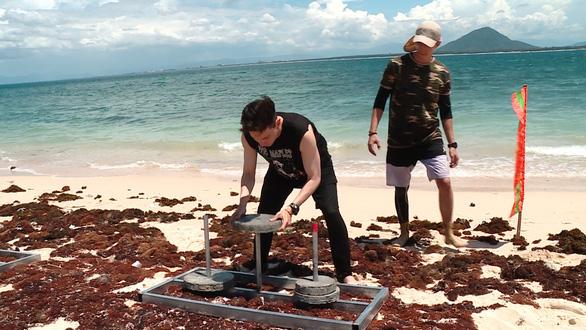Cuộc đua kỳ thú bị phản ứng vì nghi làm tổn hại rạn san hô Phú Yên - Ảnh 1.