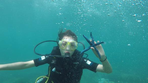 Cuộc đua kỳ thú bị phản ứng vì nghi làm tổn hại rạn san hô Phú Yên - Ảnh 3.