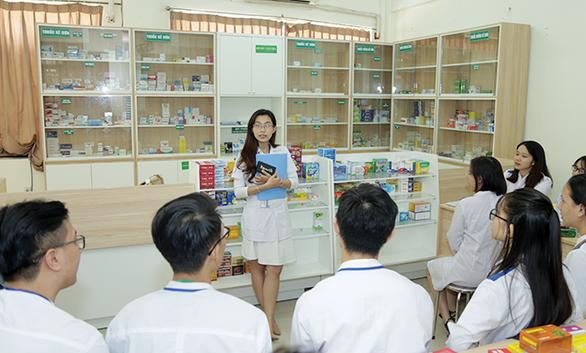 Nhiều phương thức xét tuyển để học ngành dược sĩ đại học tại ĐH Duy Tân - Ảnh 4.