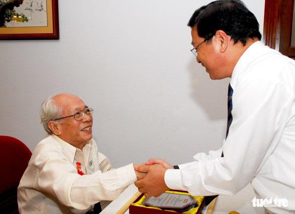 Di sản Dương Quang Thiện để lại cho nhân tài trẻ - Ảnh 1.