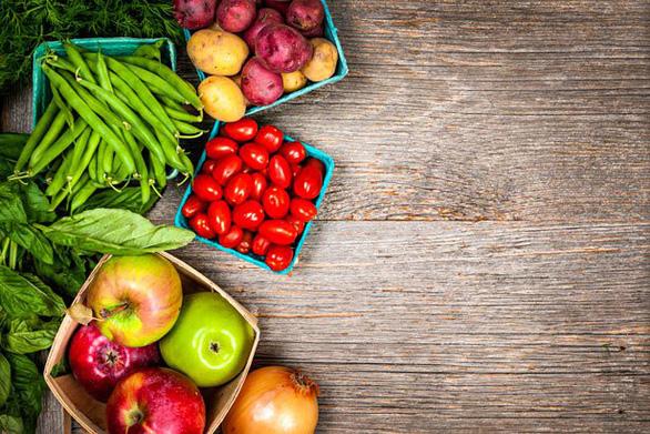 Cách khoa học tăng tuổi thọ cho rau quả tươi - Ảnh 1.