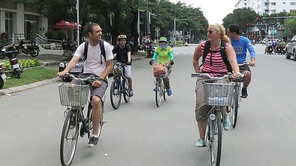 Đề xuất sử dụng xe đạp công cộng ở TP.HCM - Ảnh 2.