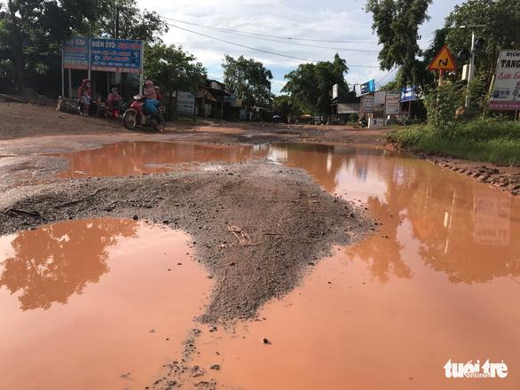 Vùng rốn lũ khắc phục hậu quả mưa bão - Ảnh 8.