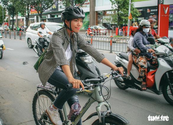 Đề xuất sử d.ụng xe đạp c.ô.ng cộng ở TP.HCM - Ảnh 3.