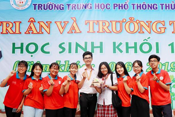 Nguyễn Phan Hoàng Anh và viên gạch đầu tiên - Ảnh 1.