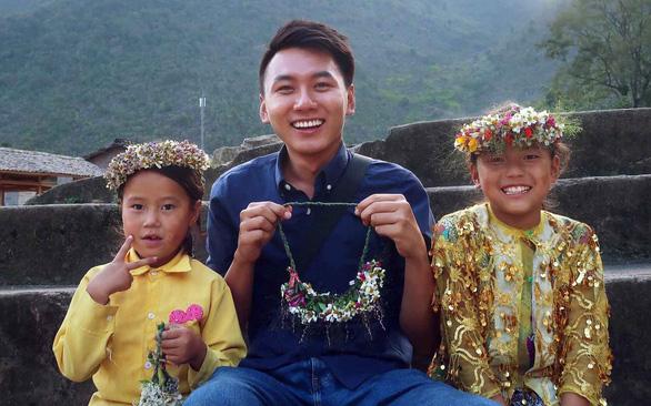 Khoai Lang Thang - người truyền cảm hứng - Ảnh 1.