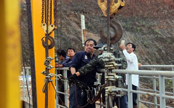 Thủy điện Đắk Kar vận hành bình thường sau sự cố - Ảnh 1.
