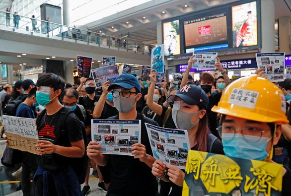 Triều Tiên bất ngờ lên tiếng ủng hộ Trung Quốc xử lý biểu tình  - Ảnh 1.