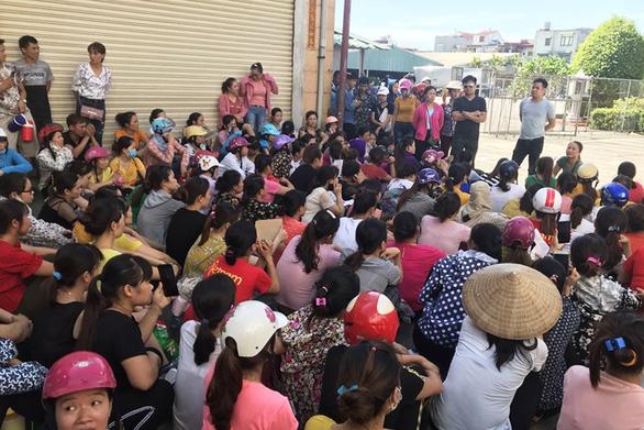 Hơn 2.500 công nhân lo mất việc khi chủ Đài Loan bỗng mất tích - Ảnh 1.