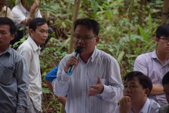 Quảng Nam: Dân ăn cơm phải bịt mũi vì mùi hôi thối từ bãi rác - Ảnh 6.