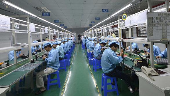 1-9 cận kề, hàng loạt nhà máy đa quốc gia lũ lượt rời khỏi Trung Quốc - Ảnh 1.