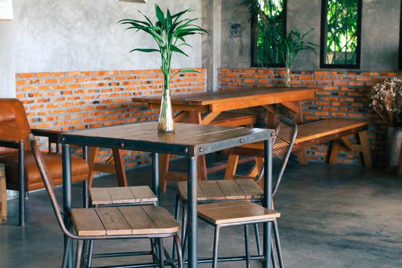 4 ý tưởng ứng dụng gạch mộc trong thiết kế nội thất hiện đại - Ảnh 1.