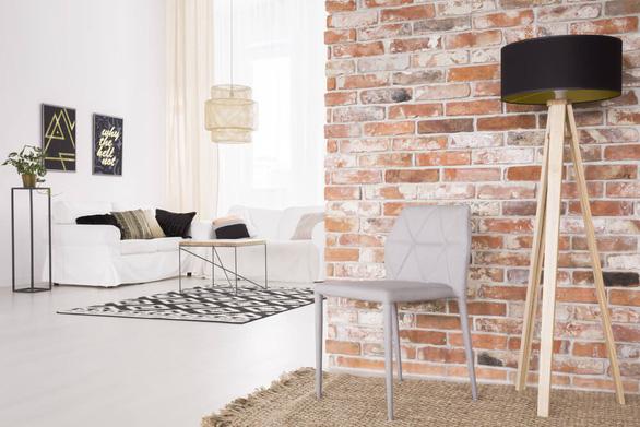 4 ý tưởng ứng dụng gạch mộc trong thiết kế nội thất hiện đại - Ảnh 2.