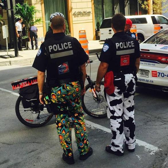 Cảnh sát Canada dễ thương và tử tế nhất quả đất - Ảnh 10.