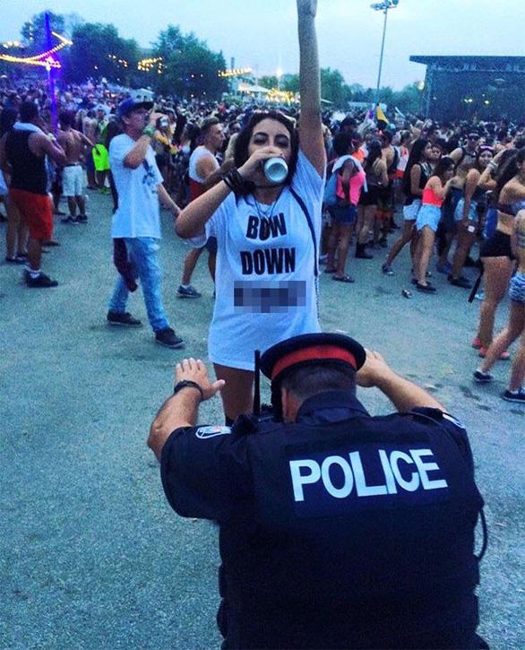 Cảnh sát Canada dễ thương và tử tế nhất quả đất - Ảnh 11.