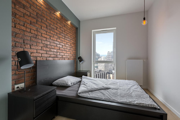 4 ý tưởng ứng dụng gạch mộc trong thiết kế nội thất hiện đại - Ảnh 3.