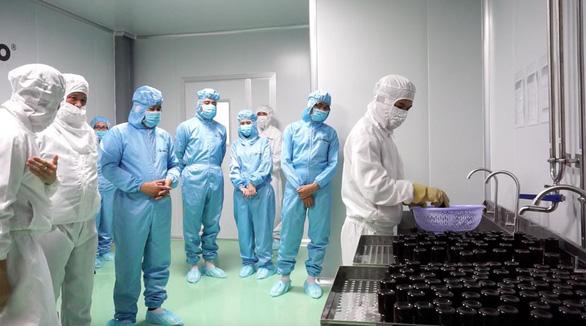 Nhà máy Medino chuẩn GMP chính thức hoạt động  - Ảnh 3.