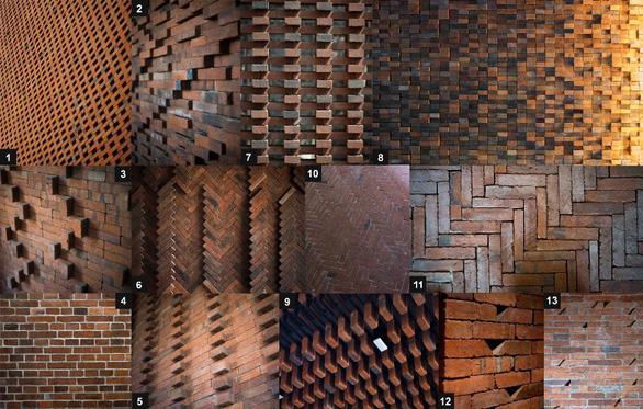 Ngôi nhà gạch xếp truyền thống mà phá cách ở Indonesia - Ảnh 9.