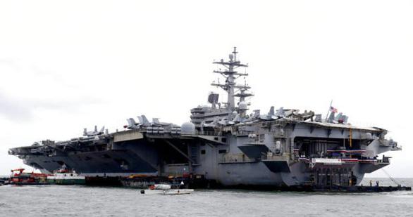 Philippines có thể nhờ Mỹ hỗ trợ giám sát vùng đặc quyền kinh tế ở Biển Đông - Ảnh 1.