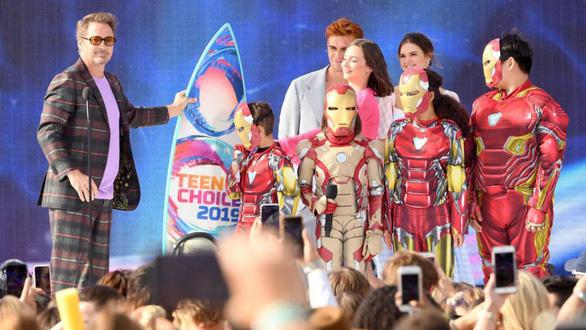 Avengers: Endgame, Spider-man thống trị Teen Choice Awards - Ảnh 1.