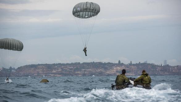 Úc chi nhiều tiền đào tạo lực lượng đặc nhiệm - Ảnh 1.