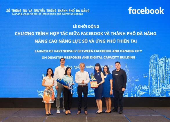 Facebook giúp gì cho Đà Nẵng để ứng phó thiên tai? - Ảnh 1.